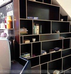 Бесплатные книжные полки для посетителей в ТЦ Ozas (Озас)
