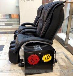 Массажные кресла для посетителей в ТЦ Ozas (Озас)