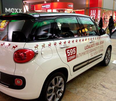Продажа автомобилей в Акрополисе