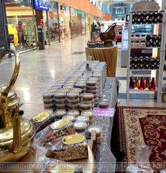 Ассортимент товаров в ТЦ Ozas (Озас)