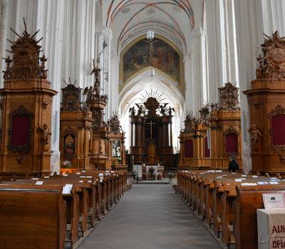 Костёл Святого Франциска Ассизского Вильнюс