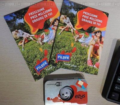 оператор мобильной связи в Литве - Теле2 и тарифный план Пильдик фото