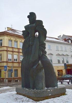 Памятник Барбаре Радзивилл