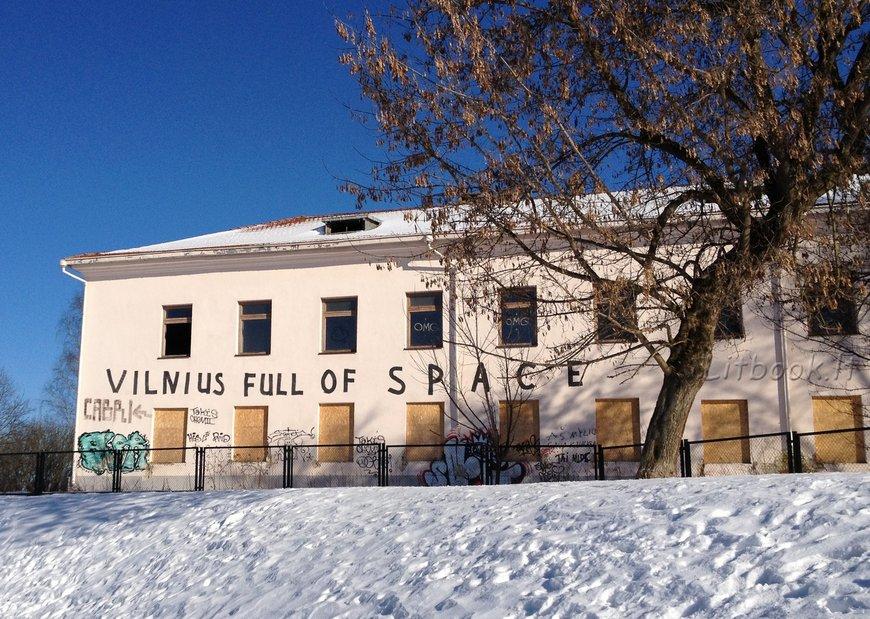 Vilnius full of spase