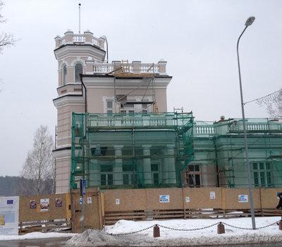 Здание Музея истории города, бывший дом Керсновского