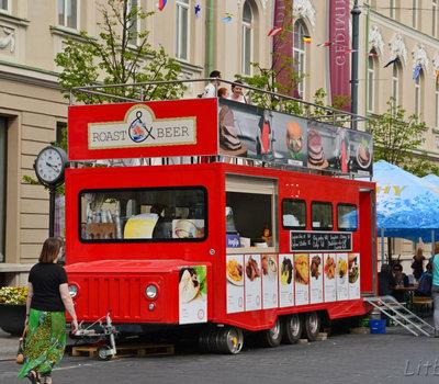День Европы в Вильнюсе