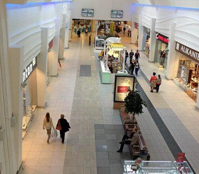 Shopping and leisure center Mega Islandijos pl 32 Kaunas Lithuania