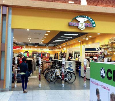 Prekybos ir laisvalaikio centras Mega