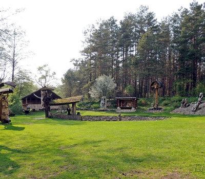 Парк скульптур и отдыха Антанаса Чеснулиса, Литва