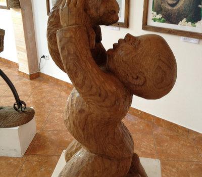 Парк скульптур и отдыха Антанаса Чеснулиса, музей