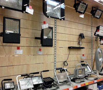 Senukai, электробытовые приборы - уличные светильники