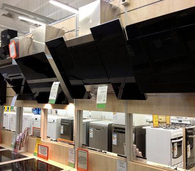 Вытяжки, газовые и электрические плиты - Сенукай