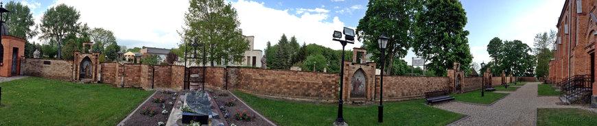 Костел пресвятой Девы Марии, Кернаве, Литва