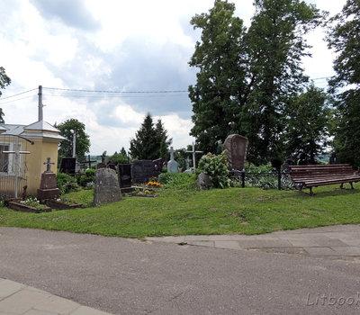 Свято-Троицкий костёл, Судерве, Литва