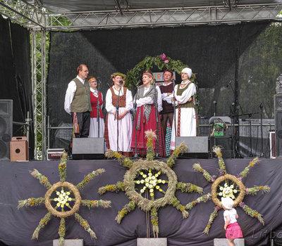 Травяной базар, Вильнюс, 2013 год