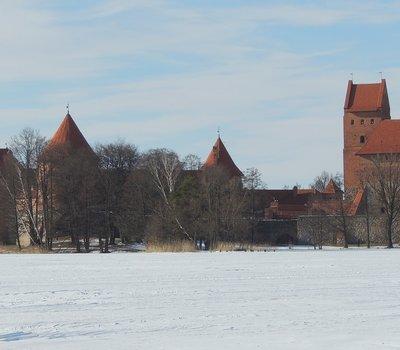 Тракай Trakai фото