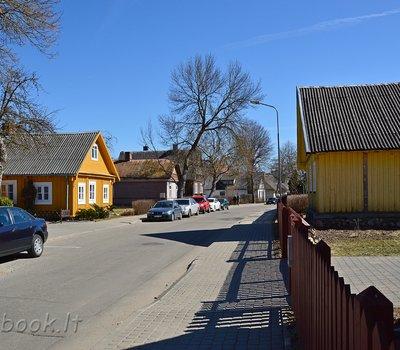 улицы Тракая фото
