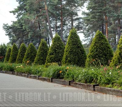 Ботанический сад Вильнюса