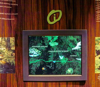 Информационный центр парка Нерис