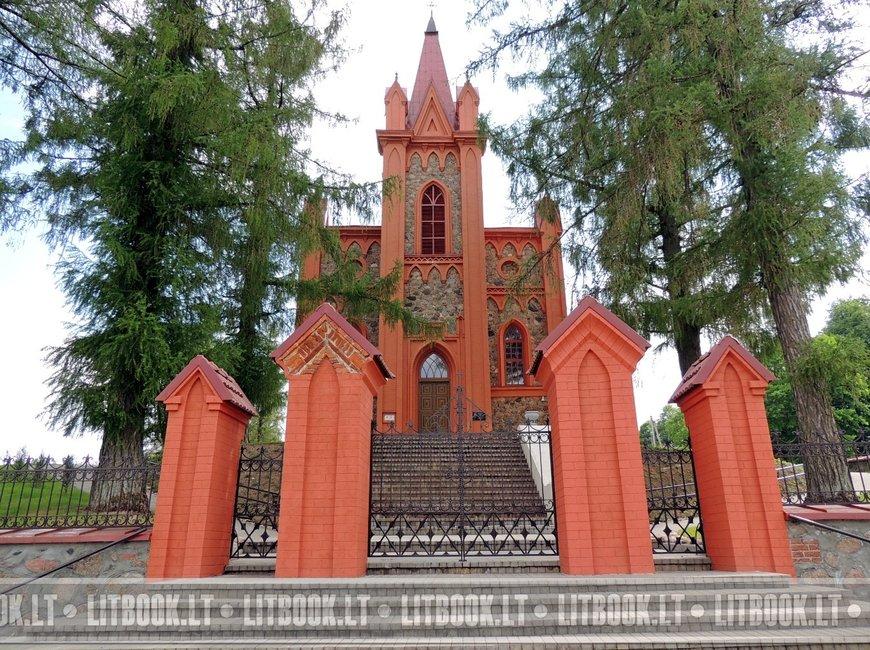 Dūkštų Šv. Onos bažnyčia