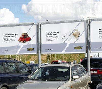 В Вильнюсе открылась единственная в Прибалтике ИКЕЯ