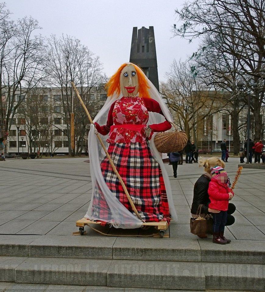 Масленица в Литве