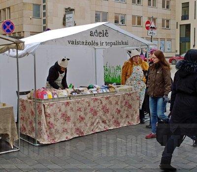 народные гуляния Вильнюс