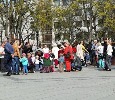 праздники в Литве