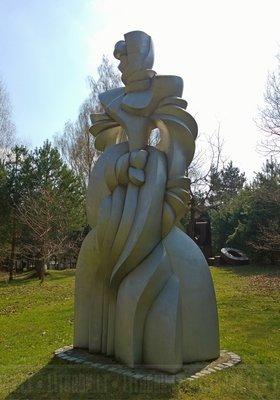 Jeruzalės skulptūrų sodas