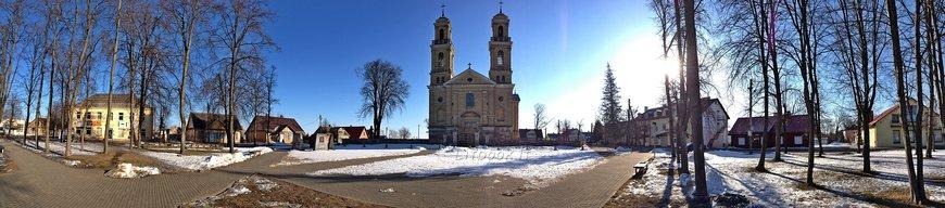 Костёл Святой Анны, Вевис