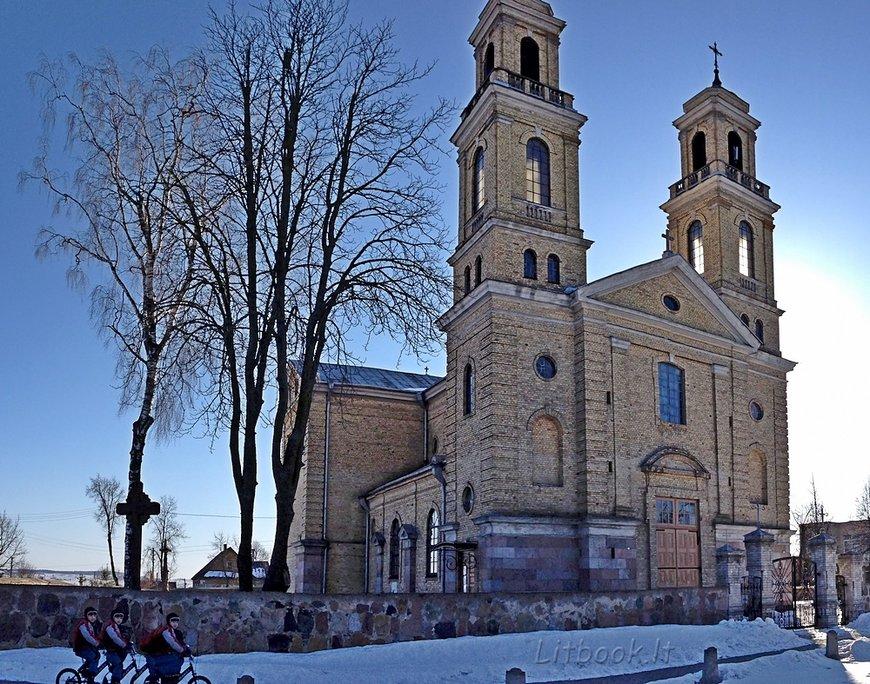 Vievio Šv. Onos bažnyčia