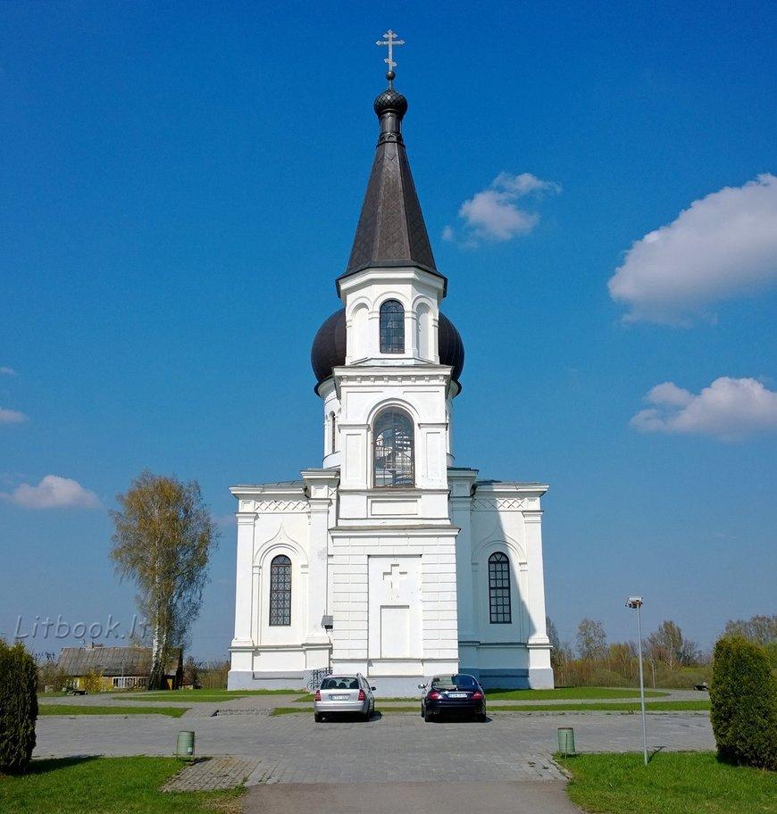 Церковь Успения Пресвятой Богородицы, Вевис