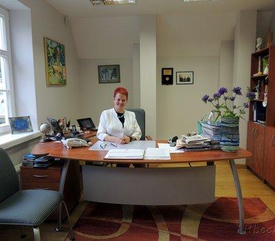 Директор санатория, Liucija Patinskienė