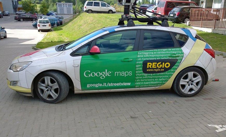 как выглядит гугль мобиль