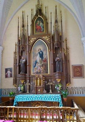 Костёл Святого апостола евангелиста Матфея, Аникщяй