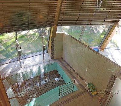 Вертикальная ванна для водной гимнастики