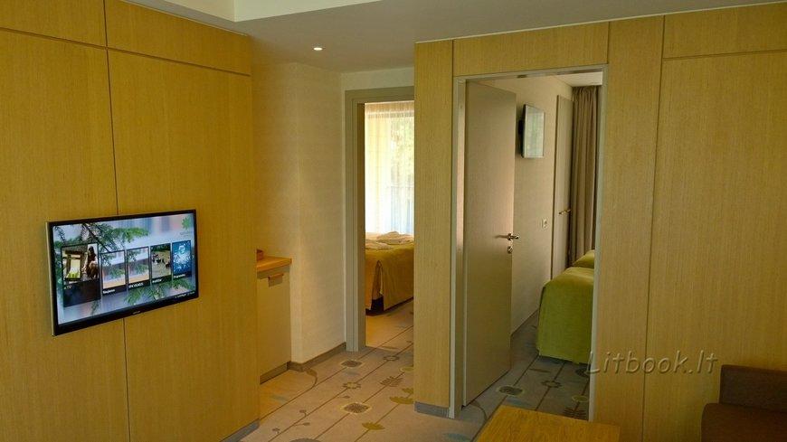 Двух-комнатные апартаменты