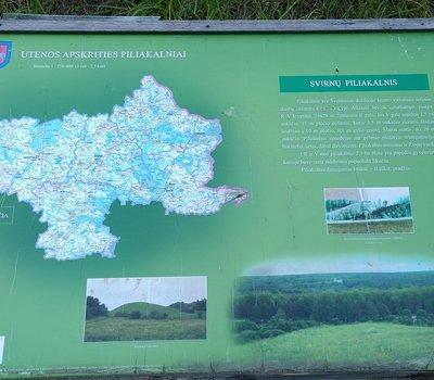 Svirnų piliakalnis
