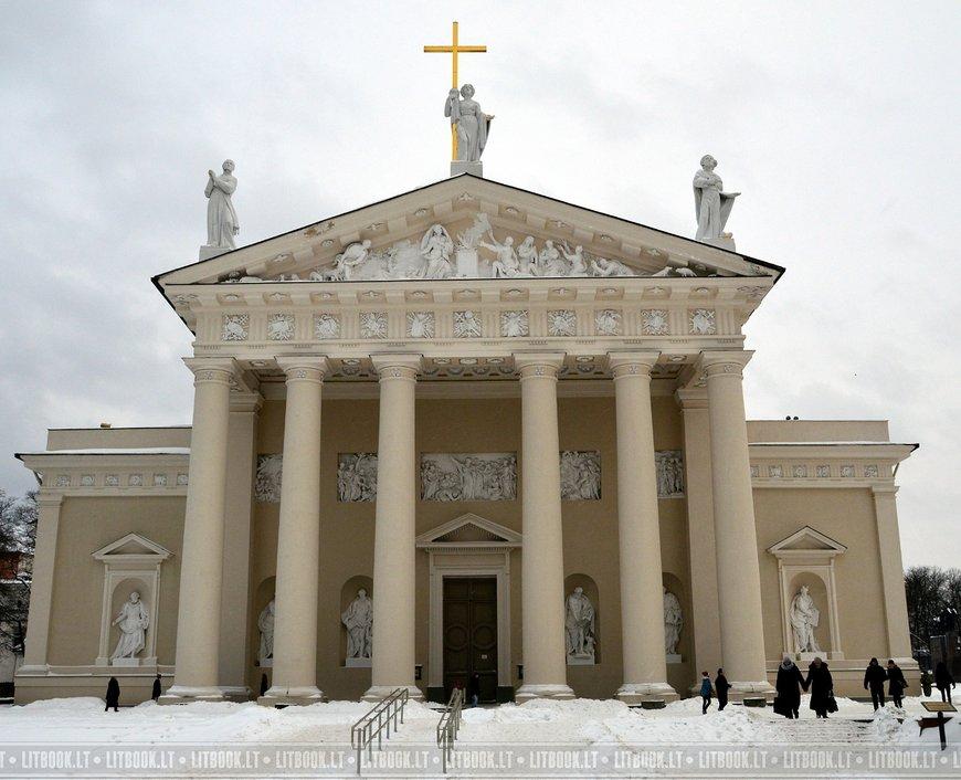 Švento Stanislovo ir švento Vladislovo arkikatedra bazilika