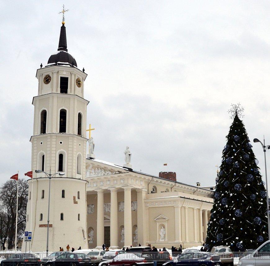 Кафедральный собор-базилика Святого Станислава и Владислава в Вильнюсе
