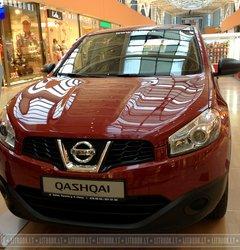Выставочные стенды автомобилей в ТЦ Ozas (Озас)