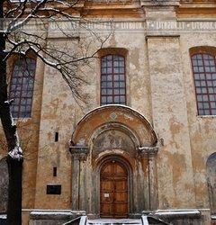 Церковь Святой Троицы и базилианский монастырь в Вильнюсе6