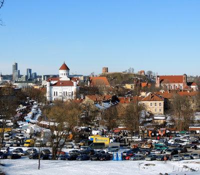 Ярмарка Казюкаса в Вильнюсе 2013г фоторепортаж