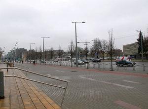 Проспект Конституции. (Весна 2012)
