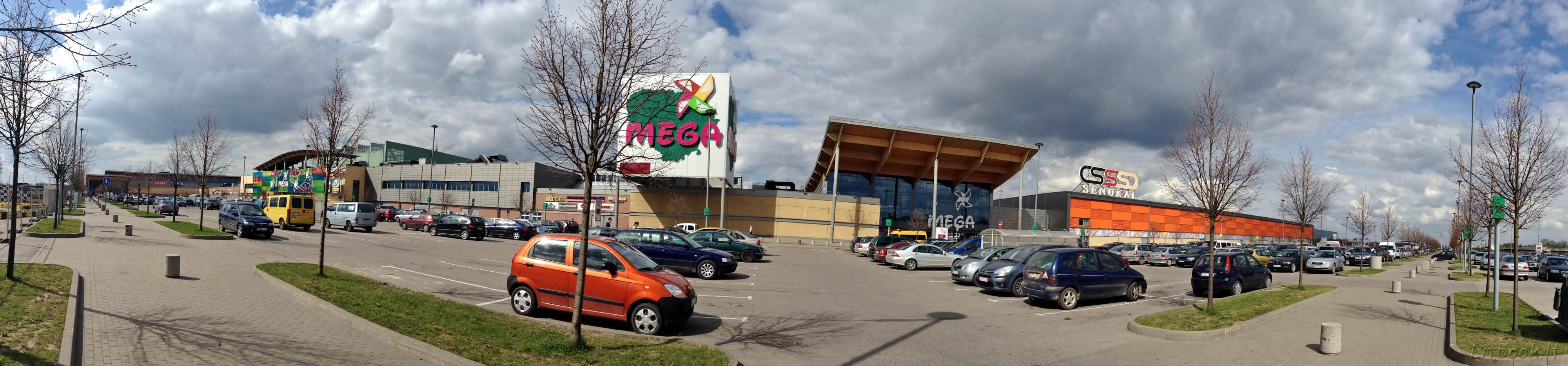 ТЦ Мега, Каунас, Литва
