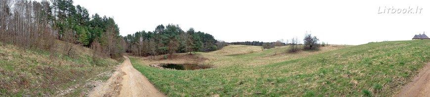 Региональноый парк Каунасского водохранилища