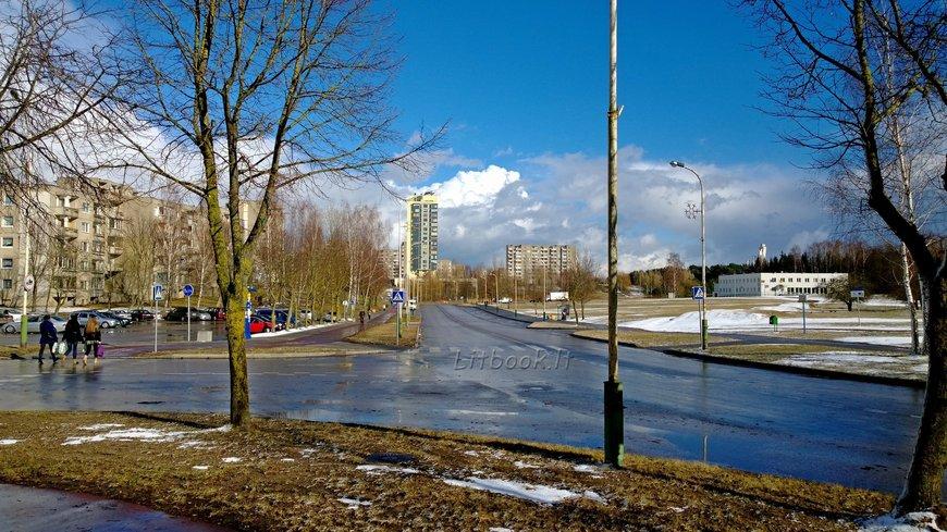 Улицы Электреная