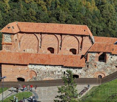 Замковая гора Gedimino pilies bokštas