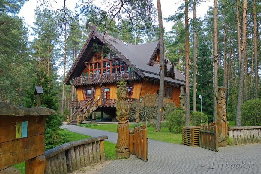 Miško muziejus Druskininkuose «Girios aidas»