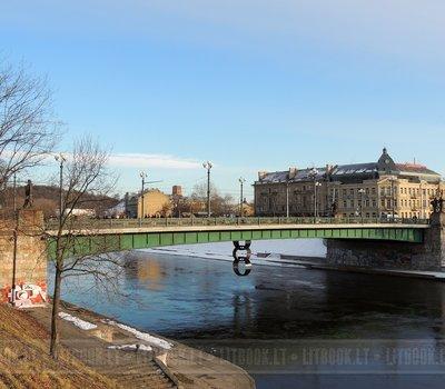 Зеленый мост - Вильнюс, Литва